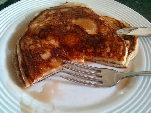 Greek Yogurt Pancakes! | Favorite Recipes | Pinterest