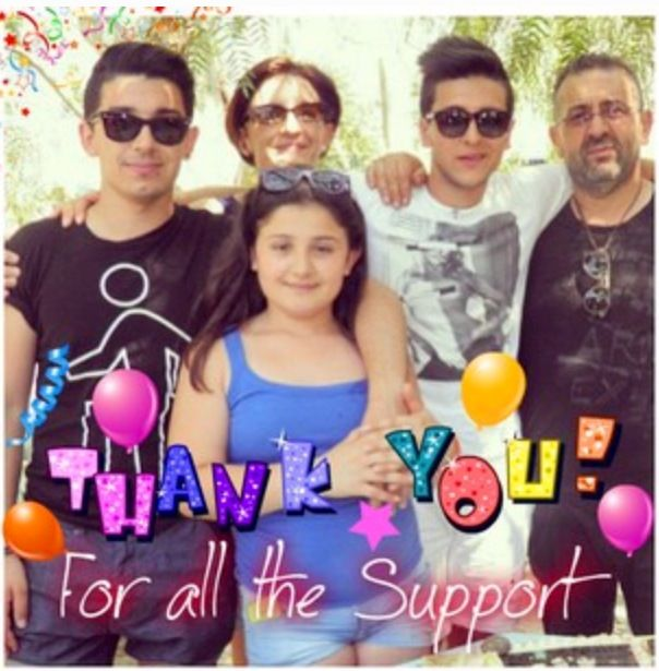 Piero and family
