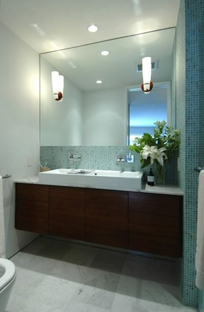 Modern small bathroom design 400 611 dream for Small bathroom designs bloggers