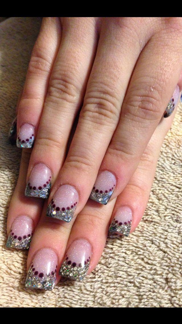 Acrylic nails | Nails | Pinterest