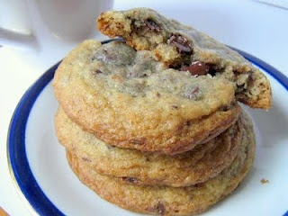 Toasted Pecan Chocolate Chip Cookies | Desserts | Pinterest