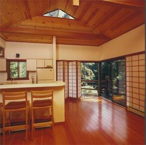 Pin by heather rottweiler on ides 362 advanced kitchens for Traditional japanese kitchen