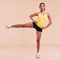 5 exercises for slimmer hips.
