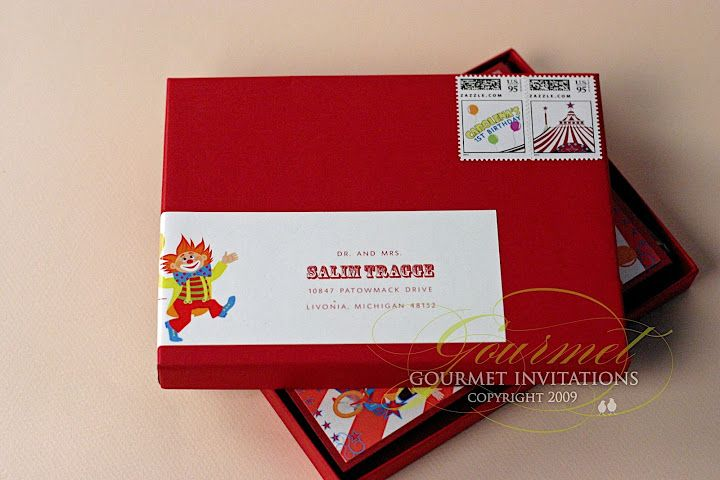 Carnival Birthday Invitations with perfect invitations template