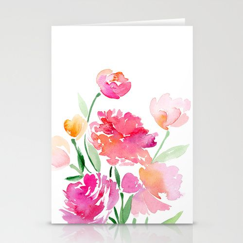 watercolor cards - Google Search