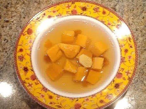 Chinese Sweet Potato Soup Recipe | Asian Soups & Stew | Pinterest