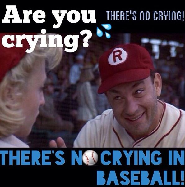 There's no crying in baseball | Beautiful chaos | Pinterest Kate Winslet Imdb
