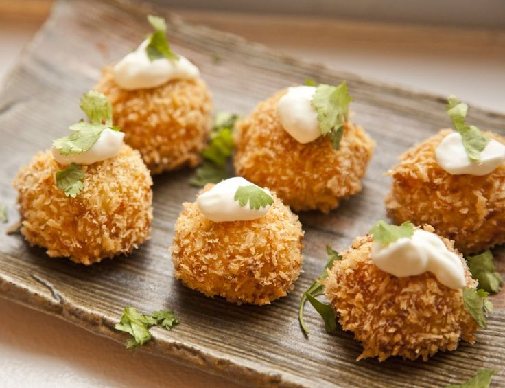 Potato Croquettes from Urban Cookery http://www.urbancookery.com ...