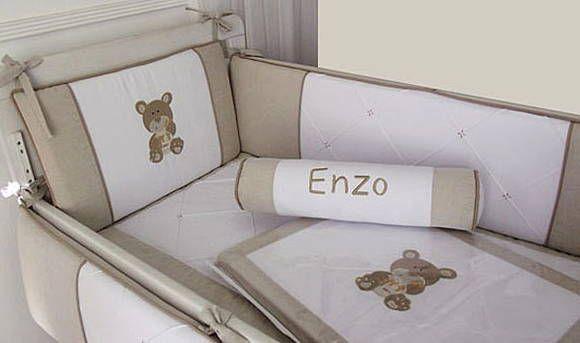 Kit Berço para decorar quarto de bebê3