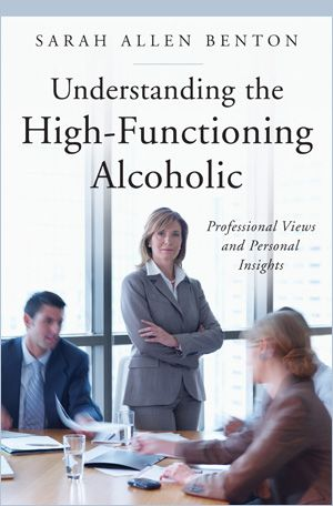 signs high functioning alcoholic