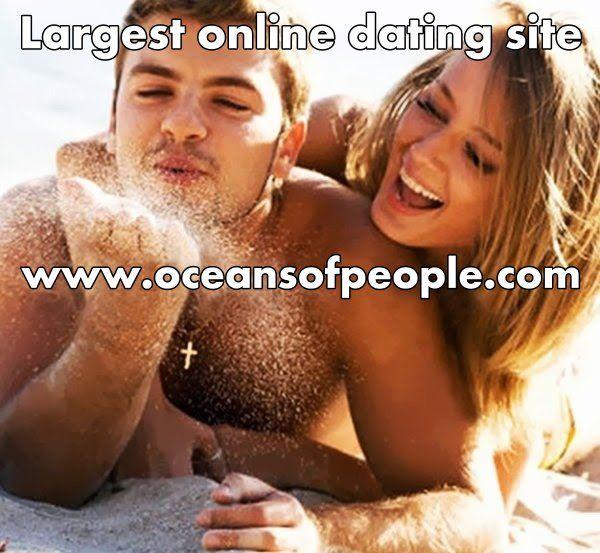 Largest online dating websites