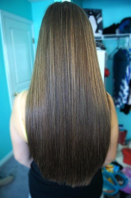 long straight hair | Hair | Pinterest