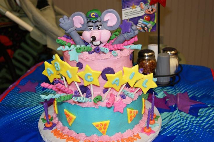 Chuck E Cheese Cake Topper 14435 TWEB