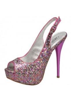 TRENDY GLITTER HEELS-Heels-prom heels,high heels shoes,leopard heels,hot pink heels,cheap heels,party shoes heels,sexy heels,Platform Heels,high heel pumps,Wedge Heels,Flat Heels