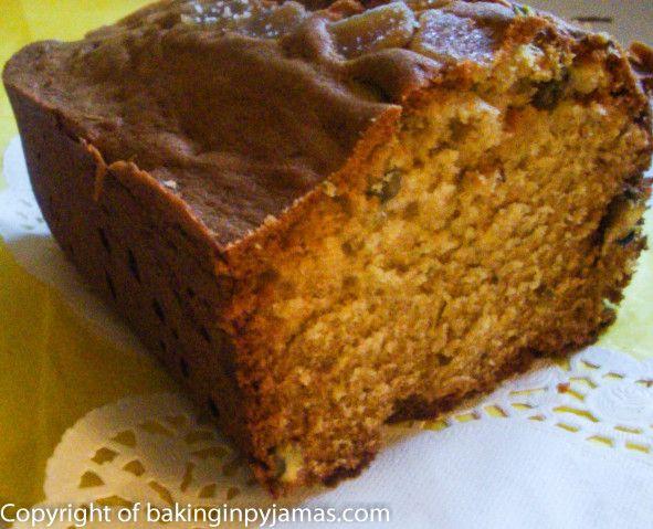 Pistachio Lover's Pound Cake Recipe — Dishmaps