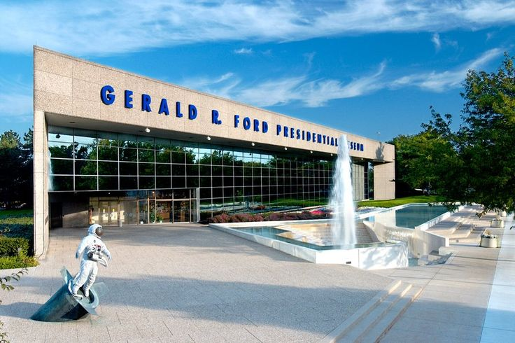 Gerald Ford Museum Grand Rapids Michigan