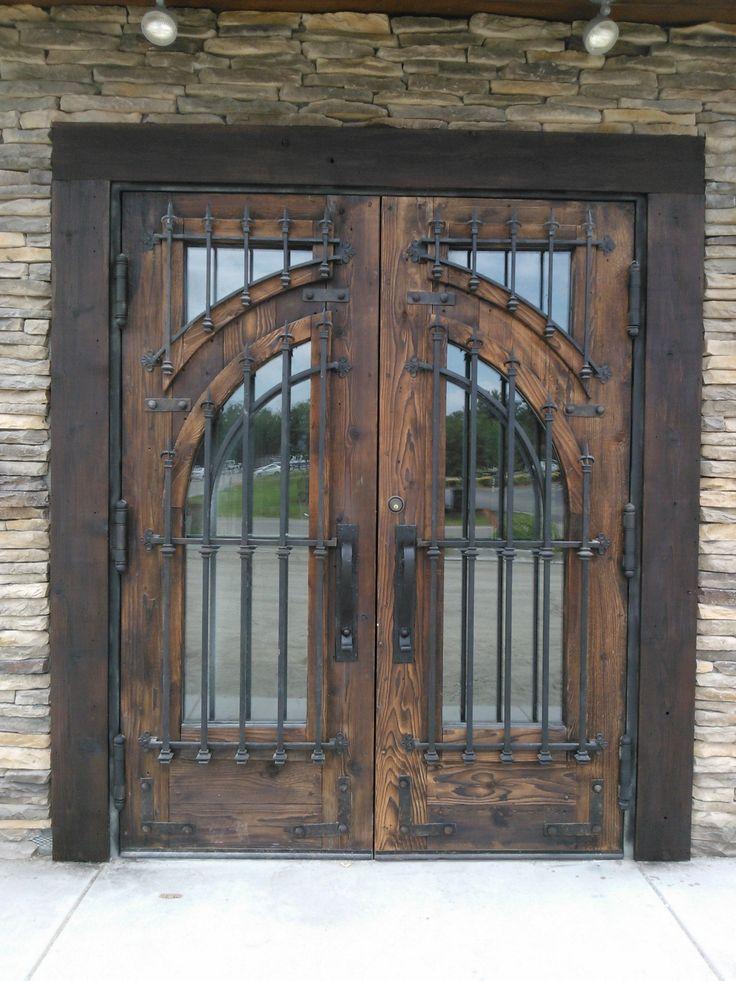Custom Doors Old World Custom Doors