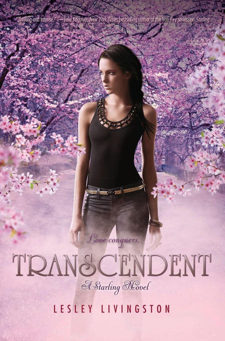Transcendent (Starling #3) by Lesley Livingston