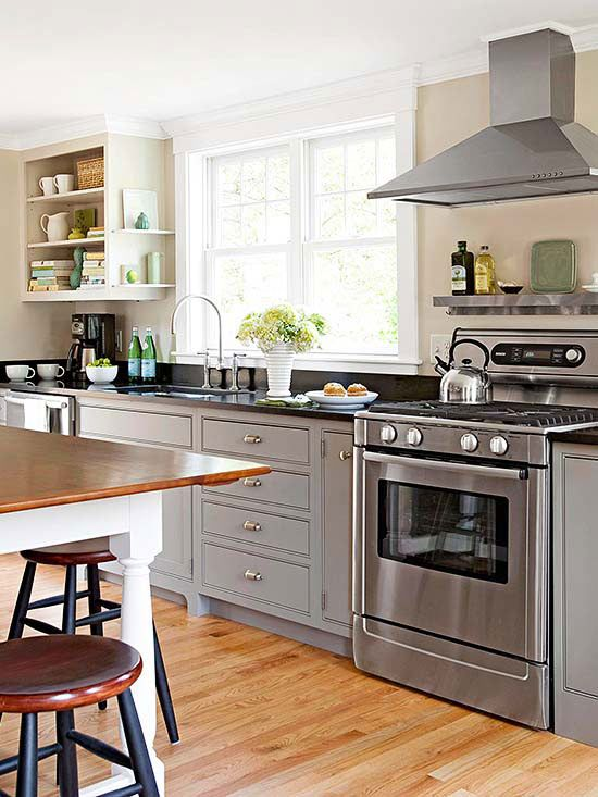 25 small kitchen design ideas photo 7 male models picture for Traditional kitchen meaning