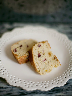 Gluten-Free Cardamom Fruit Bread. ABSOLUTELY DELICIOUS!