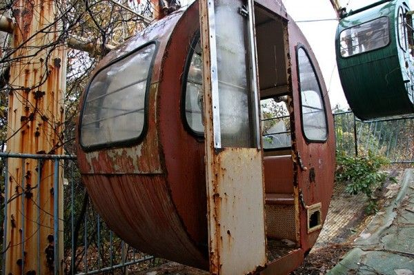 10 most incredible abandoned theme parks