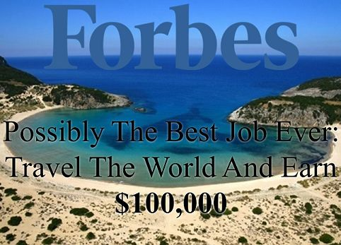 Travel The World Jobs
