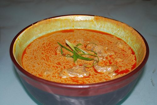 Panang Curry | Favorite Recipes | Pinterest