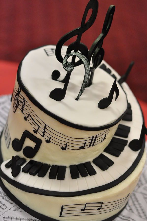 Cake Decorations Musical Instruments : Music / Musical Instruments Images - Frompo