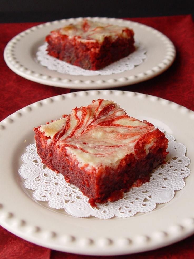 Christmas Cream Cheese Brownies Recipes — Dishmaps