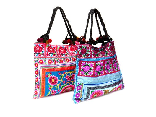 "I'm thinkin' I like these:)  Z ""Pancho"" Tapestry Tote"