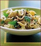 Orecchiette with cauliflower & pistachios - AMAZING dish (used 1/2 the ...