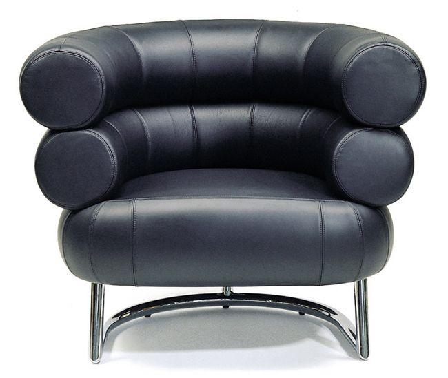 Bibendum Chair By Eileen Grey 20th Century Art Design