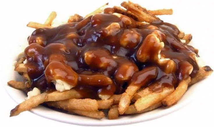 how to make canadian poutine