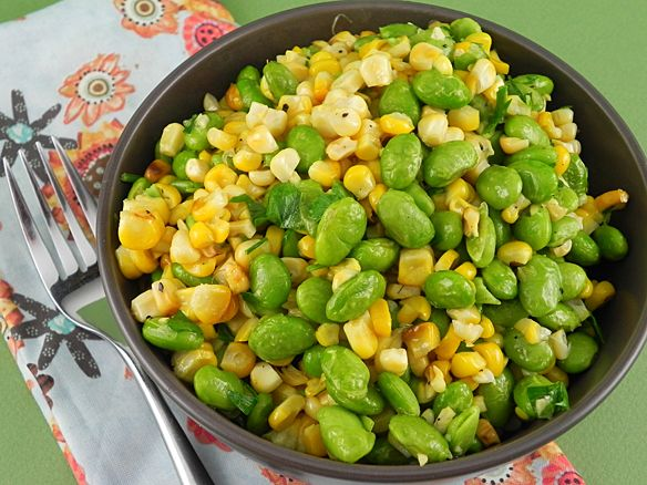... Edamame - yum. This was so good. I added some chopped garlic to the