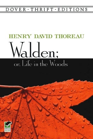 essay on walden by henry david thoreau Henry david thoreau was born on july 12 walden henry david thoreau buy in his abolitionist speeches and essays, thoreau revealed a turbulent sense of.