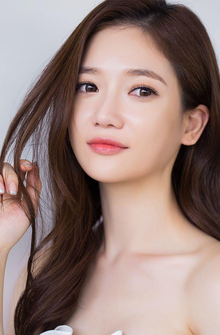 Korean style makeup