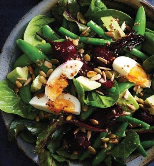 salad olivier salad egg salad egg salad blt salad eye salad mostly not ...