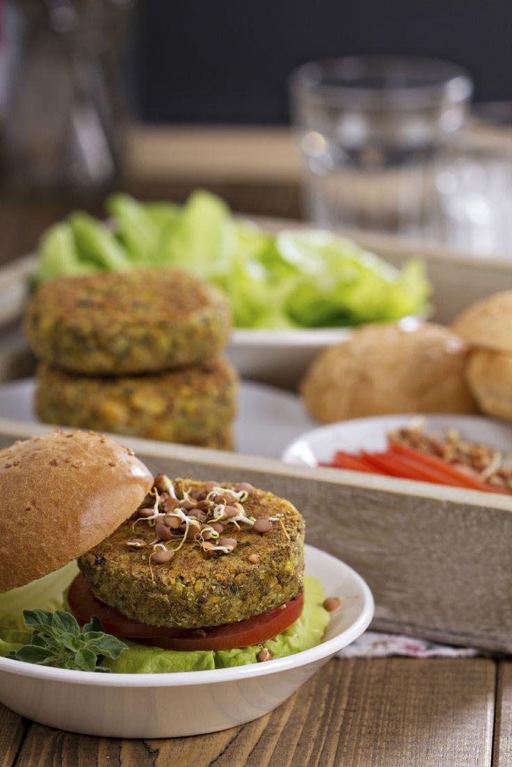 Homemade Veggie Burgers | Udi's® Gluten Free Bread