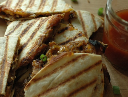 Pulled Pork Quesadillas at Dixie Caviar | Dixie Caviar's Recipes | Pi ...