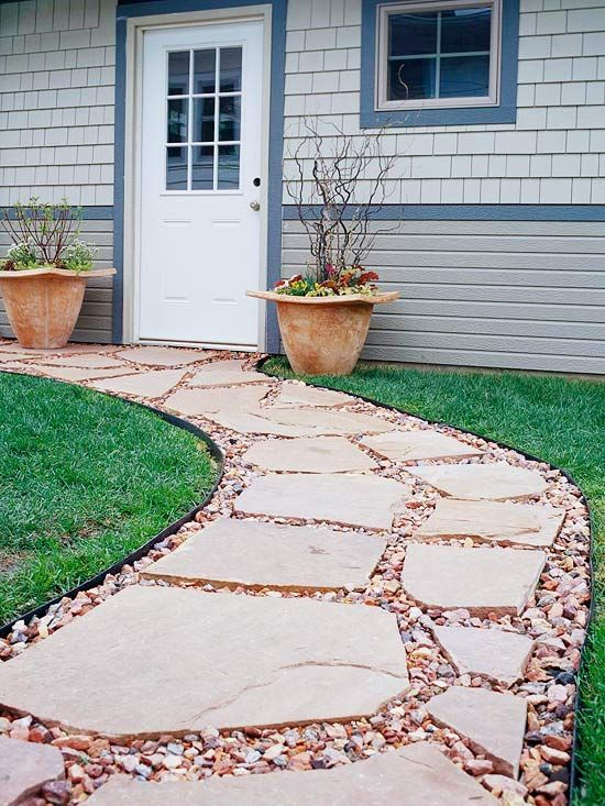 How to Install a Walkway