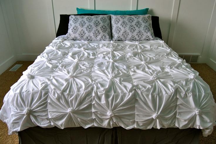 Мастер-класс покрывало на кровать