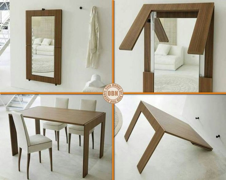 Hidden Table Home Decor Furniture Interior Styling