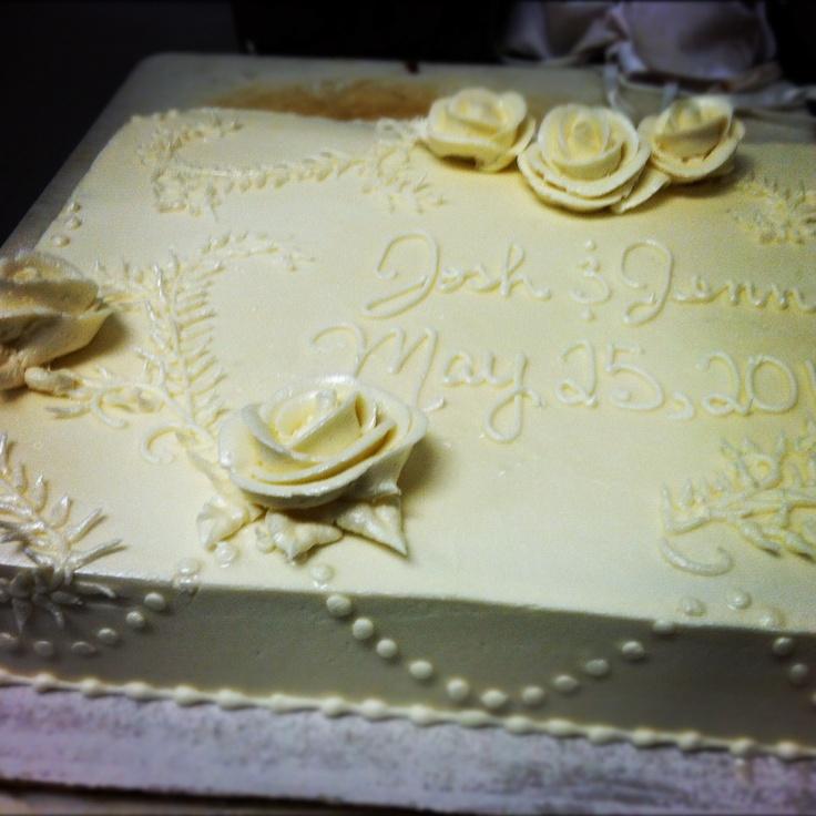 Wedding Cake Sheet Cake Ideas And Designs