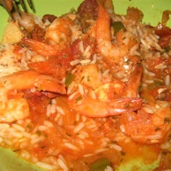 Colleen's Slow Cooker Jambalaya | Recipe