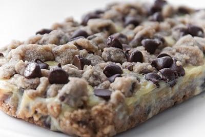 Higgledy-Piggledy.. a mixture of cheesecake and chocolate cookies...yum