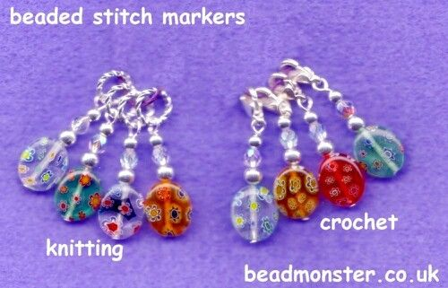 Crochet Stitch Markers Uk : Pin by sequin world on Craft Hour Mothers Day Ideas #MothersDay them ...
