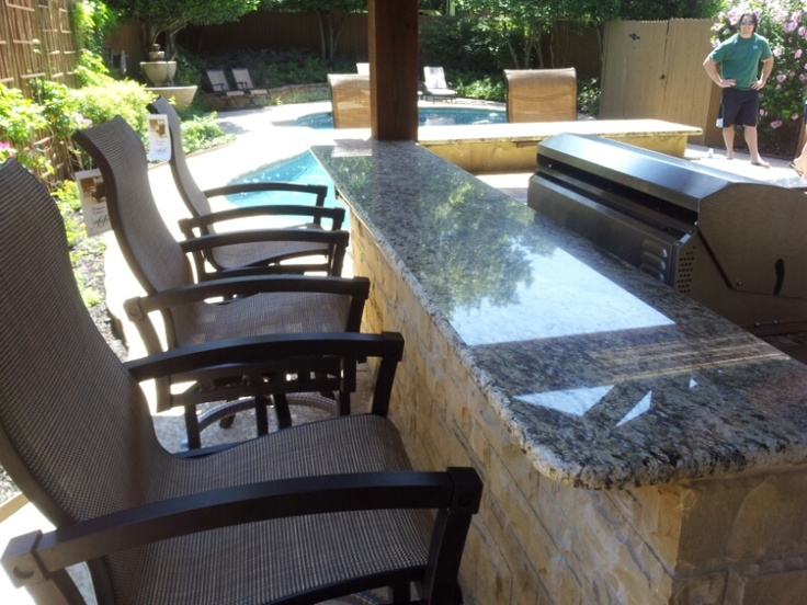 Mallin Atlantis Outdoor Swivel Barstools Mallin Casual Furniture