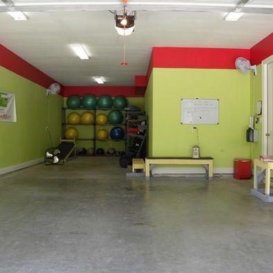 Garage Gym Design