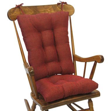 Want new cushion for rocking chair in nursery maybe in the brown