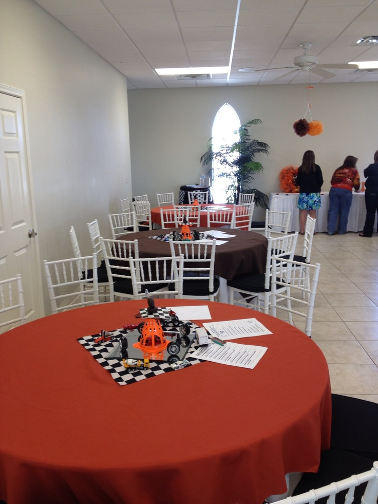 centerpiece for car themed baby shower party ideas pinterest